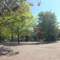 Photo taken at Nelson Park by Jenn C. on 5/6/2013