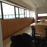 Photo taken at ISEG - Biblioteca Francisco Pereira de Moura by Manuel M. on 2/20/2013