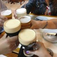 Photo taken at Bar do Chopp by Aline S. on 9/18/2013
