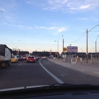 Photo taken at 24th St Train Crossing by Larry . on 5/1/2013
