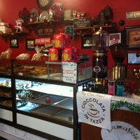 Photo taken at D'Amato's Bakery by Lin G. H. on 12/29/2013