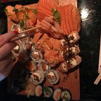 Photo taken at Gokan Sushi Lounge by Sadat on 11/10/2017