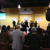 Photo taken at Manifested Glory Worship Center by Christopher A. on 3/3/2013