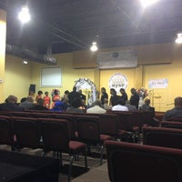 Photo taken at Manifested Glory Worship Center by Christopher A. on 5/26/2013