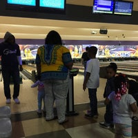 Photo taken at AMF Pikesville Lanes by Christopher A. on 4/22/2017