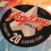 Photo taken at Glory Days Grill by Christopher A. on 3/26/2016