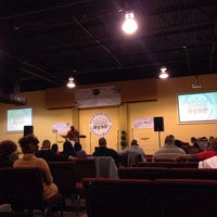 Photo taken at Manifested Glory Worship Center by Christopher A. on 10/27/2013