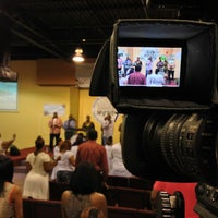 Photo taken at Manifested Glory Worship Center by Christopher A. on 6/30/2013