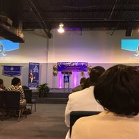 Photo taken at Manifested Glory Worship Center by Christopher A. on 7/30/2017