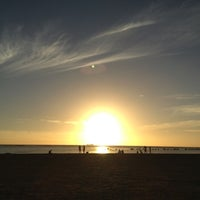 Photo taken at Magic Island by ルゼ on 12/23/2012