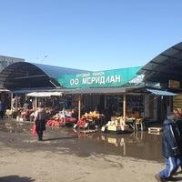 Photo taken at Оптовый Рынок Меридиан by Effect on 4/6/2013