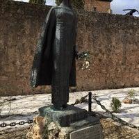 Photo taken at Monumento Princesa Kristina by Núria M. on 3/27/2016