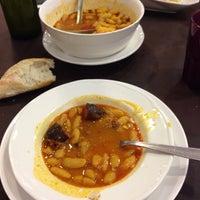 Photo taken at Restaurante Sidreria Los Lagos by Eduardo S. on 9/28/2013