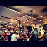 Photo taken at Schwartz's Deli by Elsa L. on 10/28/2012