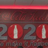 Photo taken at Coca-Cola İçecek A.Ş by Ozlem E. on 4/11/2013
