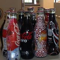 Photo taken at Coca-Cola İçecek A.Ş by Ozlem E. on 6/25/2013
