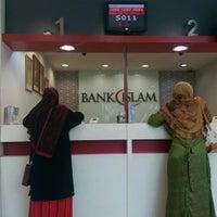 Photo taken at Bank Islam Malaysia Berhad by Mohd I. on 6/6/2016