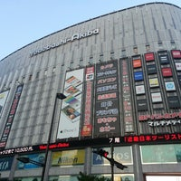 Photo taken at Yodobashi-Akiba by Albert K. on 9/13/2013