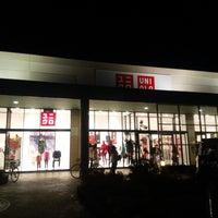 Photo taken at ユニクロ アピタタウン金沢ベイ店 by Albert K. on 11/22/2014