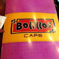 Photo taken at Bolillos Cafe by Bebe V. on 1/12/2013