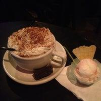 Photo taken at Dolce Vita Gelato & Espresso by Amanda V. on 1/28/2013