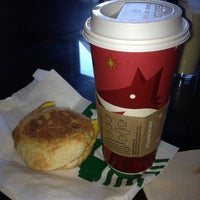 Photo taken at Starbucks by Luis P. on 12/19/2012