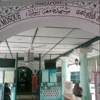 Photo taken at Jamae Mosque (Chulia) by indra g. on 6/4/2014