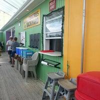 Photo taken at Key Largo Fisheries by Angela L. on 12/31/2012