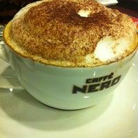 Photo taken at Caffè Nero by Emel U. on 2/2/2013