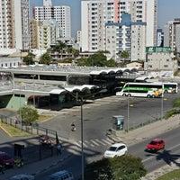 Photo taken at Estação Rodoviária de Criciúma by Bruno P. on 8/4/2013