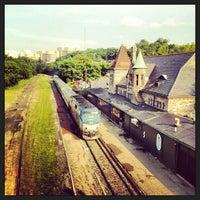 Photo taken at Amtrak - Ann Arbor Station (ARB) by Javier L. on 7/11/2013