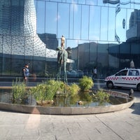 Photo taken at Plaza Carso by Cindy L. on 11/12/2012
