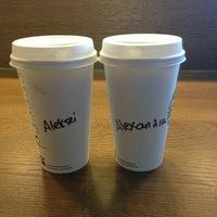 Photo taken at Starbucks by 😏Alexey T. on 7/27/2013