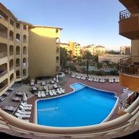 Photo taken at Güneş Suntime Hotel by Artem T. on 7/15/2015