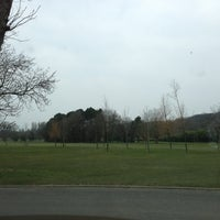 Photo taken at Calcot Golf Course by Steve M. on 4/1/2013