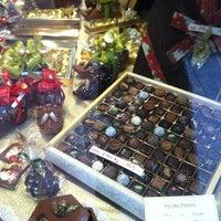 Photo taken at Zeller Chocolatier by Anne-Sophie on 12/17/2012