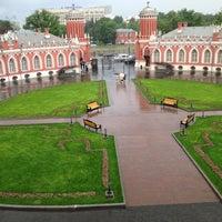 Photo taken at Petroff Palace by Кирилл П. on 5/23/2013