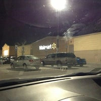 Photo taken at Walmart Supercenter by Debbie C. on 1/6/2013