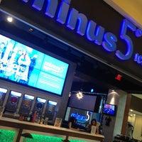 Photo taken at Minus5° Ice Lounge by Kristin W. on 9/12/2013