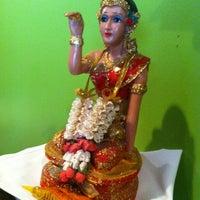 Photo taken at Thai Basil by Kristin W. on 3/1/2013