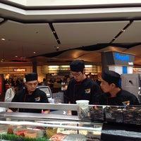 Photo taken at Wasabi Sushi by qɹǝʇʇ s. on 7/12/2013
