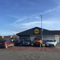 Photo taken at Lidl by cubanec on 12/2/2015