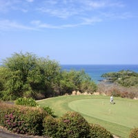 Photo taken at Kona Country Club by Dianna R. on 3/4/2013
