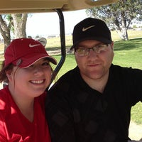 Photo taken at Antelope hills golf course by Dianna R. on 5/11/2013