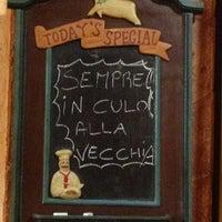 Photo taken at Al Vecchio Aratro by Debbie P. on 1/25/2013