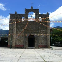Photo taken at Iglesia Osumacinta by Alejandro R. on 7/7/2013