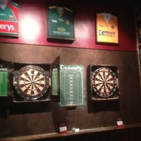 Photo taken at Belfast Mill Irish Pub by Mark D. on 3/3/2013