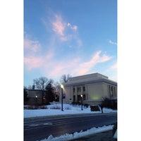 Photo taken at AU –Kogod School of Business by Bridget B. on 2/18/2015
