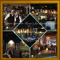 Photo taken at Rossi's Italian Restaurant by Rossi's Italian Restaurant on 2/12/2015