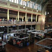 Photo taken at Royal Exhibition Building by Peter M. on 7/5/2013